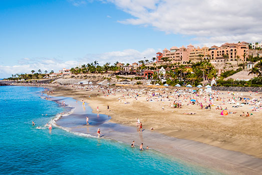 Travelsoon Holidays to Tenerife