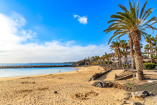 Super Escapes holidays to Lanzarote