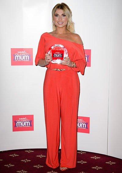 CMOY 2015 Winner Billie Faiers