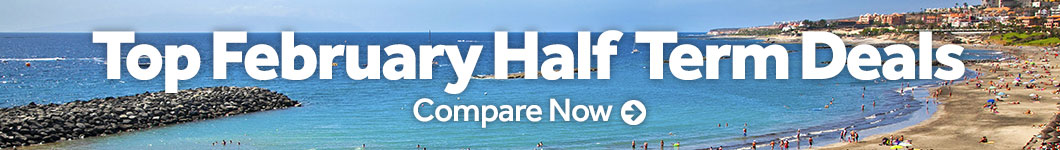 Compare February Half Term Deals