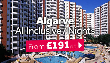 Algarve All Inclusive 7 Nights