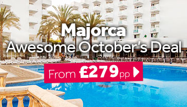 Majorca Awesome October's Deal