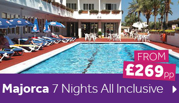 Majorca 7 Nights All Inclusive