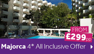 Majorca 4* All Inclusive Offer