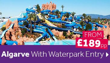 Algarve With Waterpark Entry