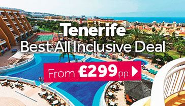 Tenerife Best All Inclusive Deal