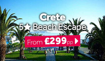 Crete 5 Star Beach Escape