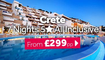 7 Nights 5 Star All Inclusive