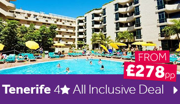 4 Star All Inclusive Deal