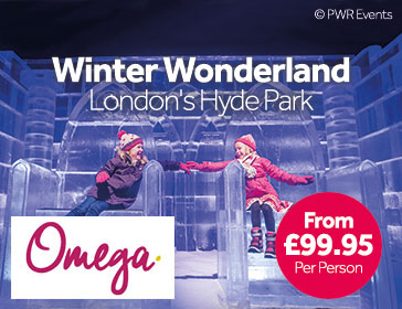 Omega - Winter Wonderland