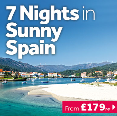7 Nights in Sunny Spain