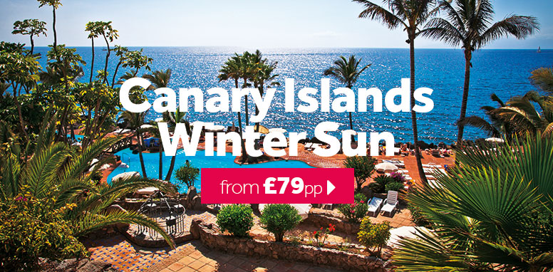 Canary Islands Winter Sun