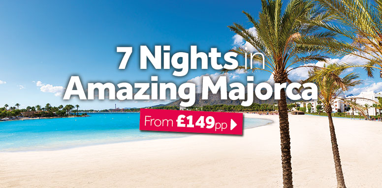 7 Nights in Amazing Majorca