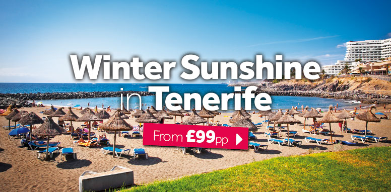 Winter Sunshine in Tenerife