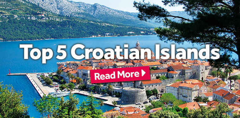 Top 5 Croatian Islands