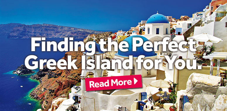 Finding the Perfect Greek Island