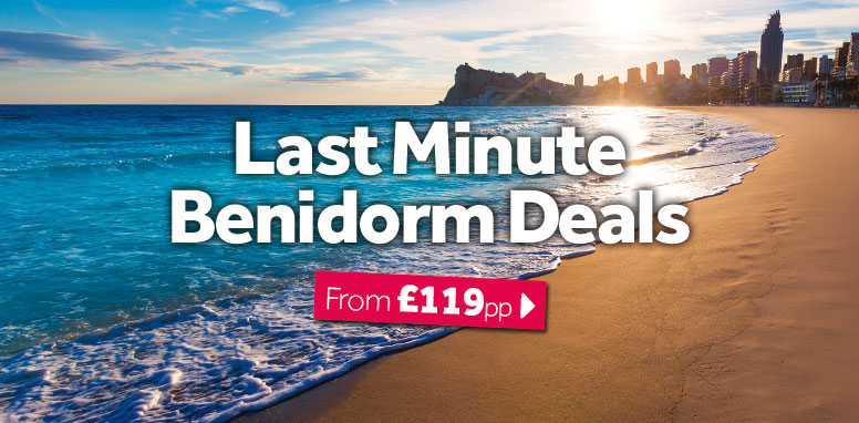 Last Minute Benidorm Deals