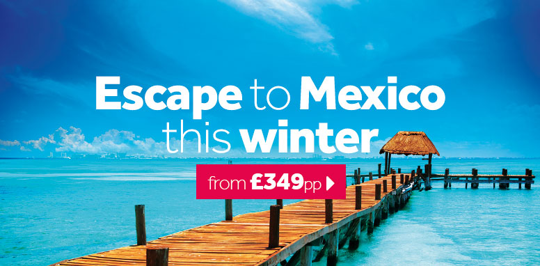 Escape to Mexico this winter