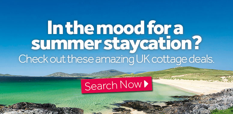 Summer Staycation - UK Cottage Deals