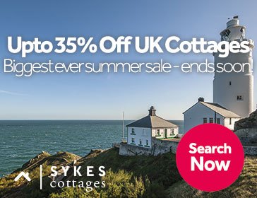 CUpto 35% Iff UK Cottages