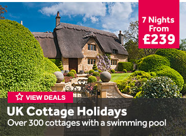 UK Cottage Holidays