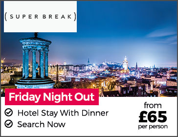 Superbreak - Friday Night Out