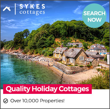 Promo - Sykes - Quality Holiday Cottages