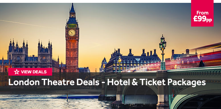 London Theatre Deals