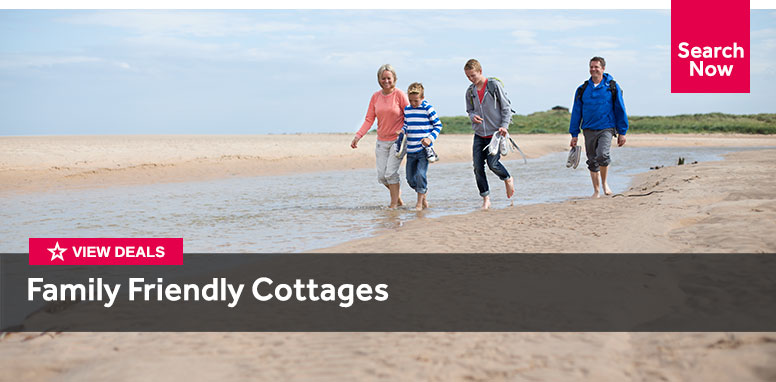 Family Friendly Cottages