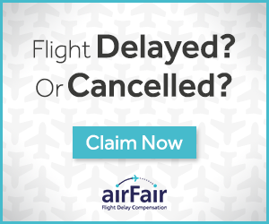 AirFair - Flight Delay Compensation