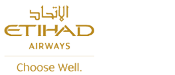 Logo for Etihad Holidays