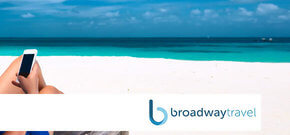 Book Broadway Travel holidays.