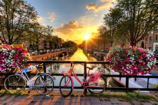 easyJet Holidays to Amsterdam