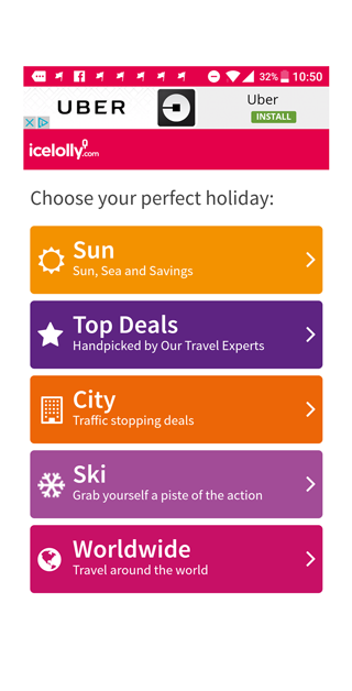 Holiday Deals App 1