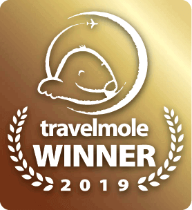 icelolly.com wins Best Travel Comparison Website' in the UK TravelMole Awards 2019