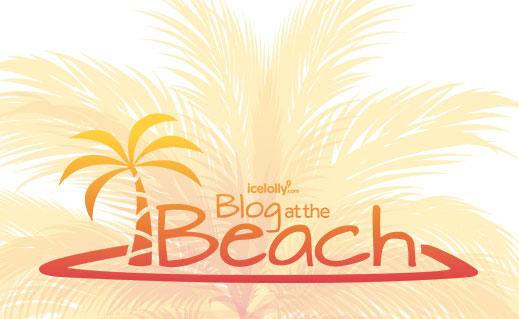 Blog at the beach - Ibiza Beach Party