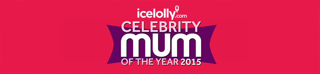 Celebrity Mum of the Year 2015