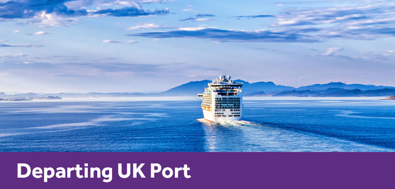 Cruise Deals Departing UK Ports