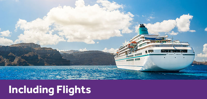Cruise Deals Including Flights