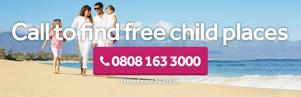 Call to find free child places