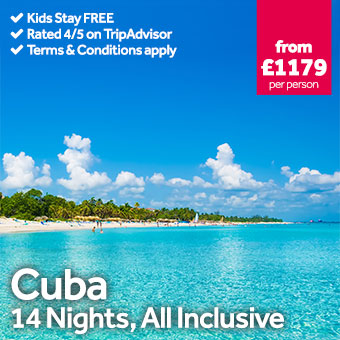 Cuba - 14 Night All Inclusive