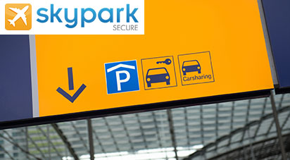 Airport Parking with up to 15% off