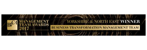 BVCA Business Transformation Team Award 2017