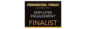 Personnel Today Awards 2017 - Employee Engagement