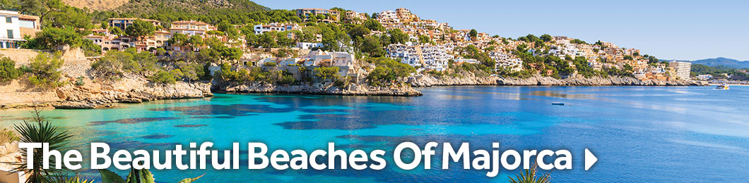 The Beautiful Beaches Of Majorca