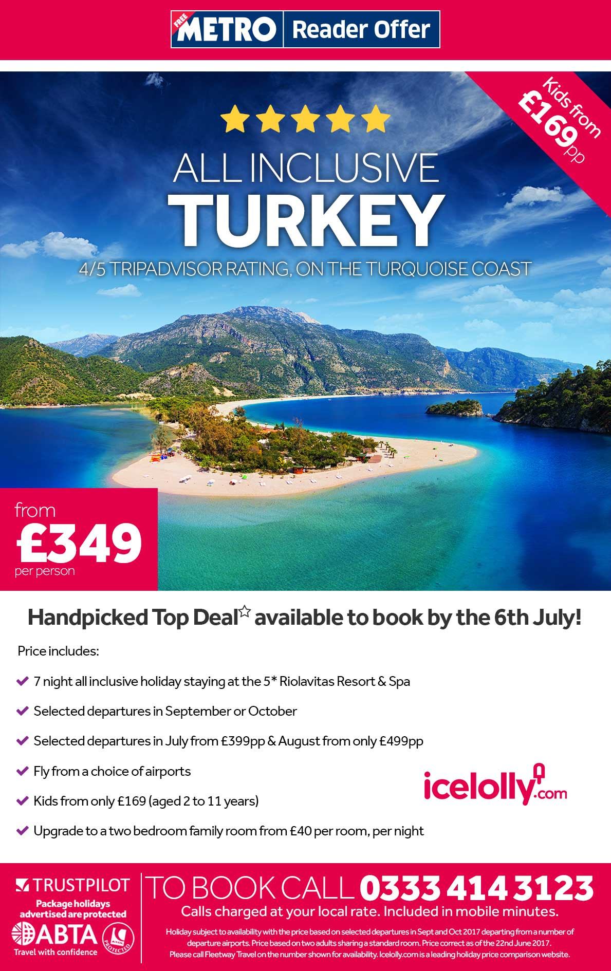 All Inclusive Turkey