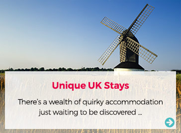 4 Unique UK Stays